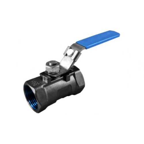 1-pc Cast Steel 316 Ball Valve